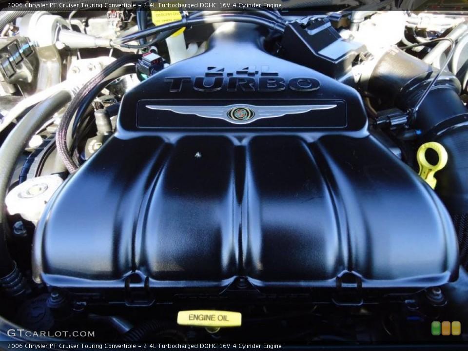 2.4L Turbocharged DOHC 16V 4 Cylinder Engine for the 2006 ...