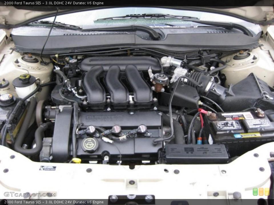 30L DOHC 24V Duratec    V6       Engine    for the 2000    Ford       Taurus     43771820   GTCarLot