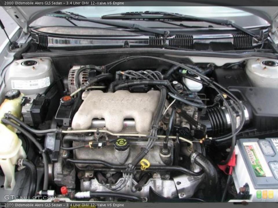 2000 Oldsmobile Alero Engine The 2000 Oldsmobile Alero