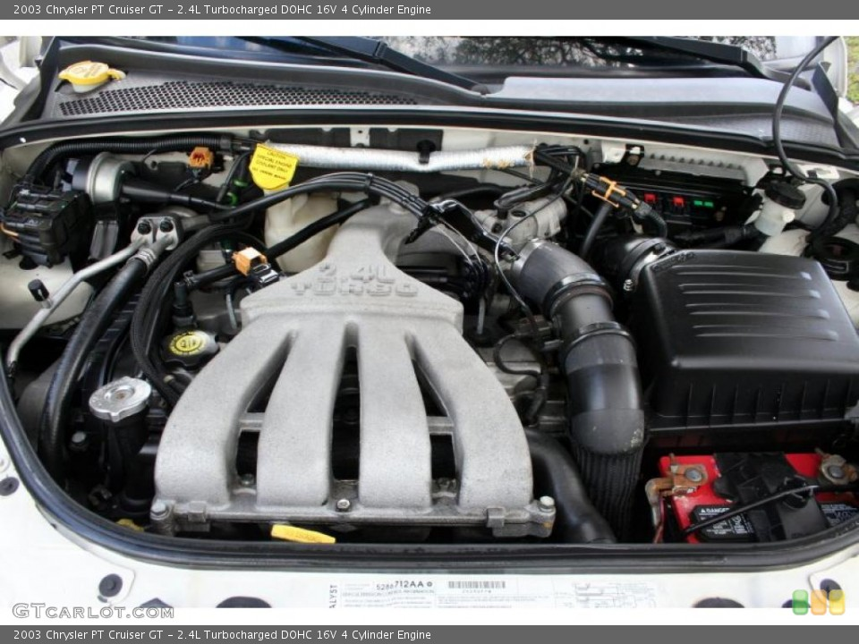 Chrysler 2 4L-Dohc Руководство