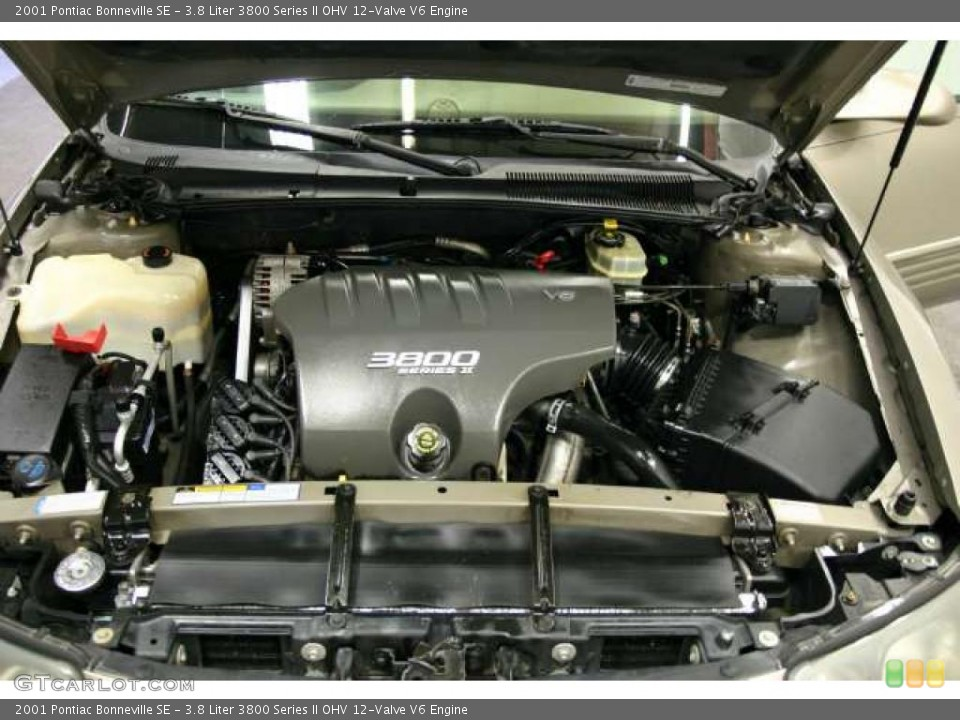 similiar pontiac 3800 engine keywords liter 3800 series ii ohv 12 valve v6 2001 pontiac bonneville engine