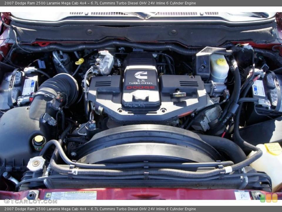 Quad Turbo Diesel 6.7l Cummins Turbo Diesel Ohv