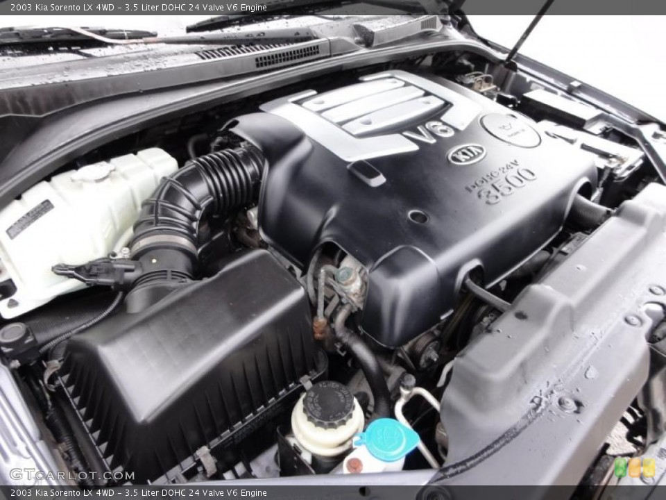 similiar kia 3 5 engine keywords liter dohc 24 valve v6 engine for the 2003 kia sorento 47169132