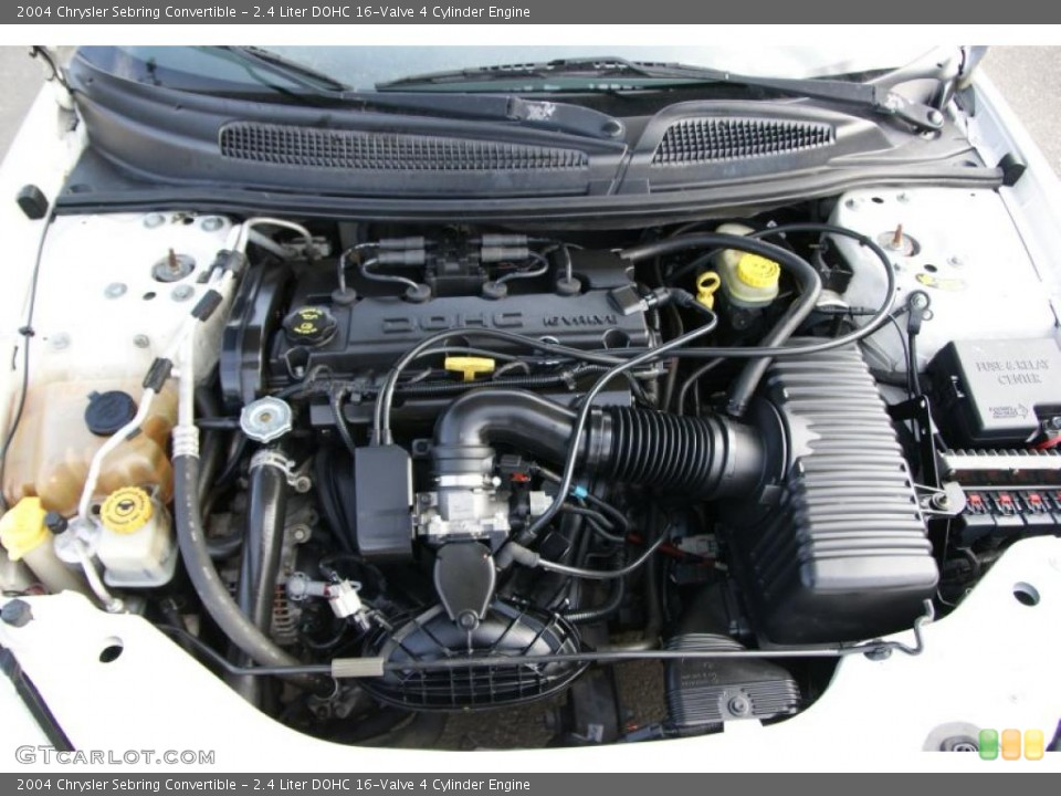 similiar 2 4 liter mopar engine block keywords liter dohc 16 valve 4 cylinder engine on the 2004 chrysler sebring
