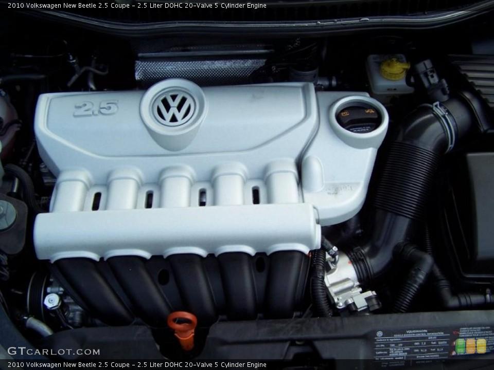 2 5 Liter Dohc 20 Valve Cylinder Engine For The 2010 Volkswagen New Beetle 47453062