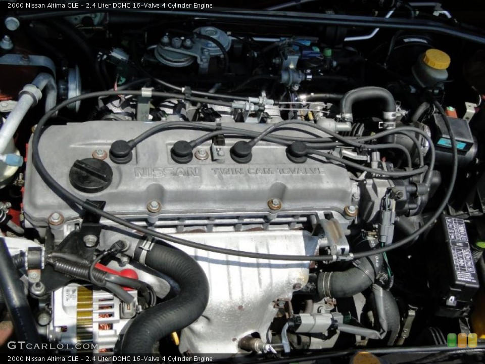 similiar nissan liter engine keywords liter dohc 16 valve 4 cylinder engine on the 2000 nissan altima
