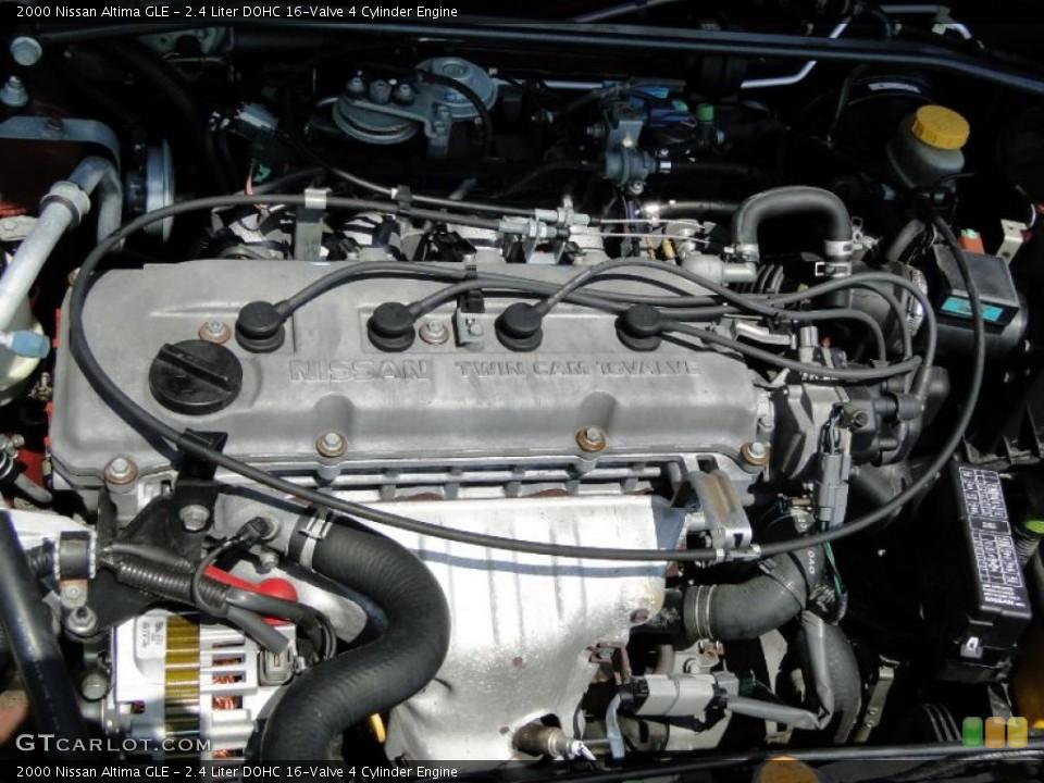 similiar nissan 2 4 liter engine keywords liter dohc 16 valve 4 cylinder engine on the 2000 nissan altima