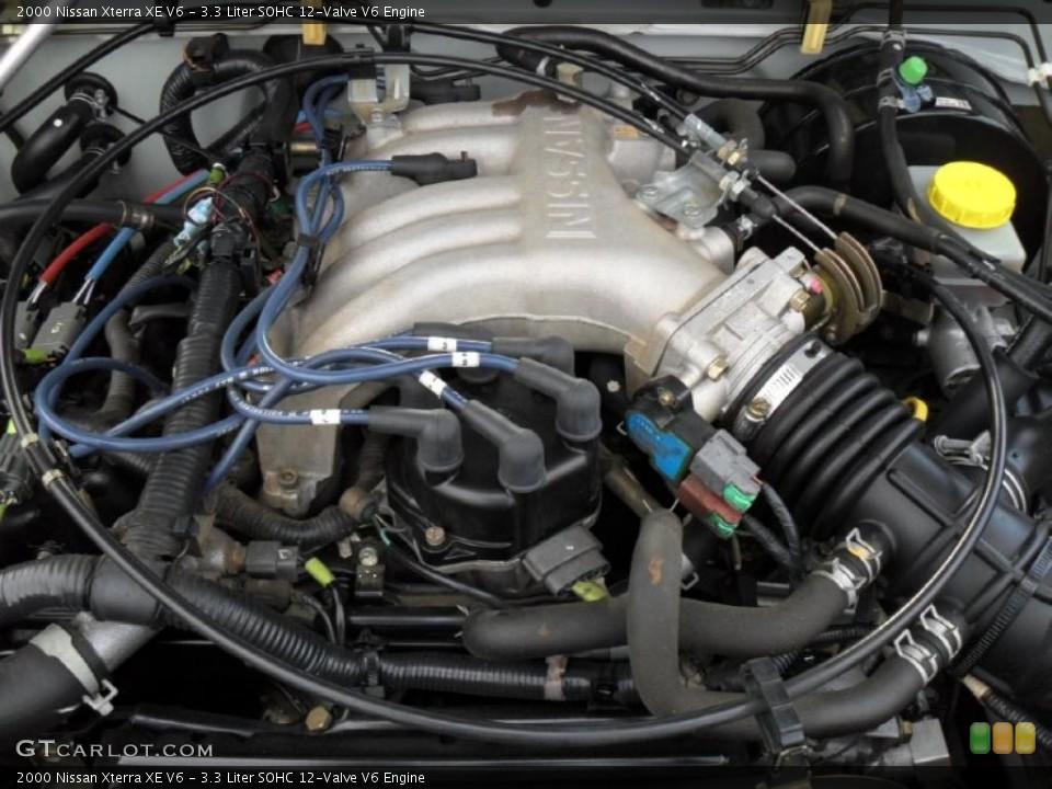 2006 Nissan Xterra Parts Alfa img - Showing > 2000 Nissan 3.3 Engine