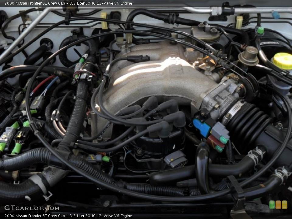 similiar 2000 nissan quest 3 3 v6 engine keywords liter sohc 12 valve v6 engine on the 2000 nissan frontier se crew