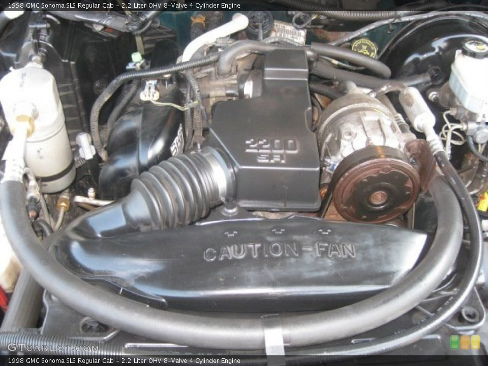 similiar 19982 2 engine keywords liter ohv 8 valve 4 cylinder 1998 gmc sonoma engine gtcarlot com
