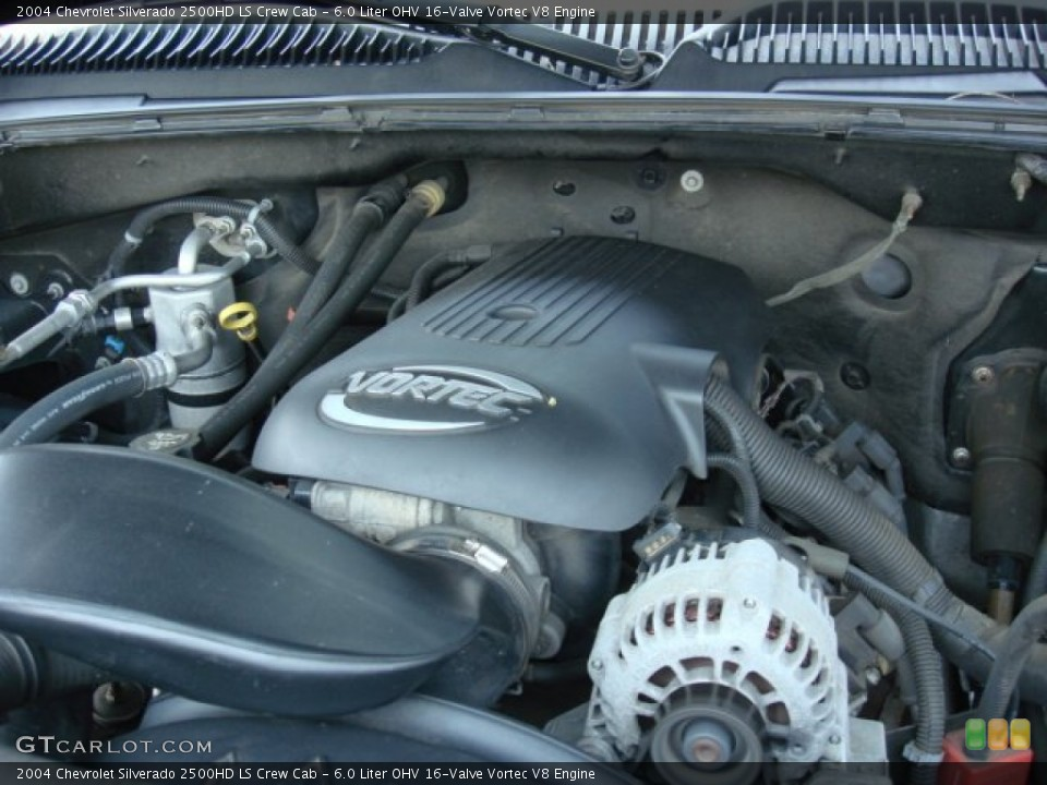 6.0 Liter Vortec Engine