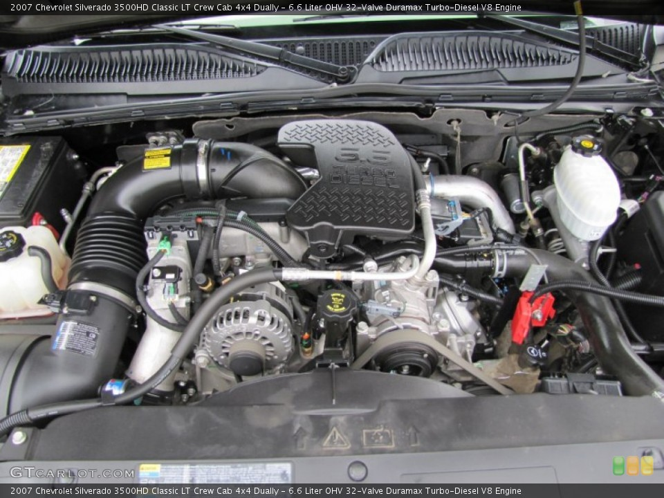 similiar 6 6 turbocharged duramax keywords liter ohv 32 valve duramax turbo diesel v8 engine for the 2007
