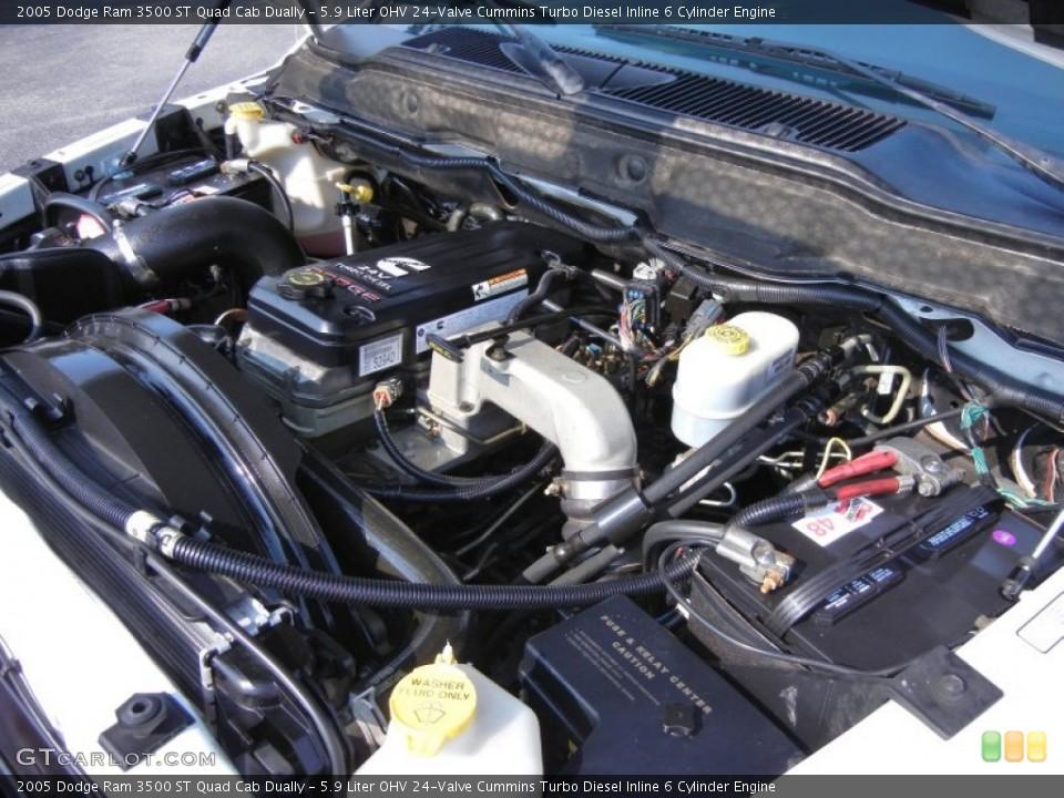 Quad Turbo Diesel Cummins Turbo Diesel