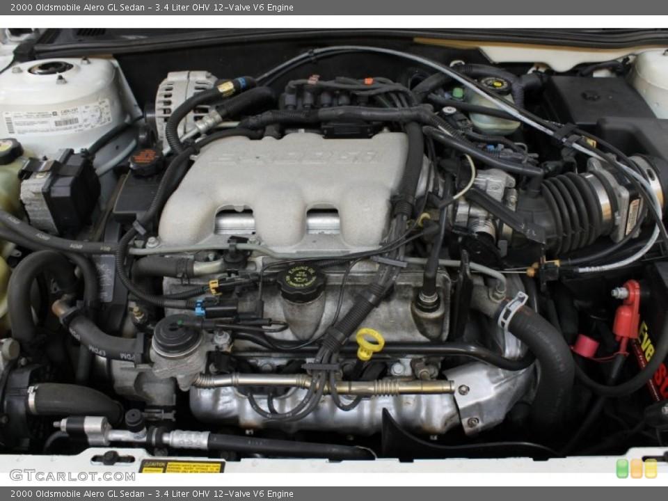 2000 Oldsmobile Alero Engine v6 2000 Oldsmobile Alero