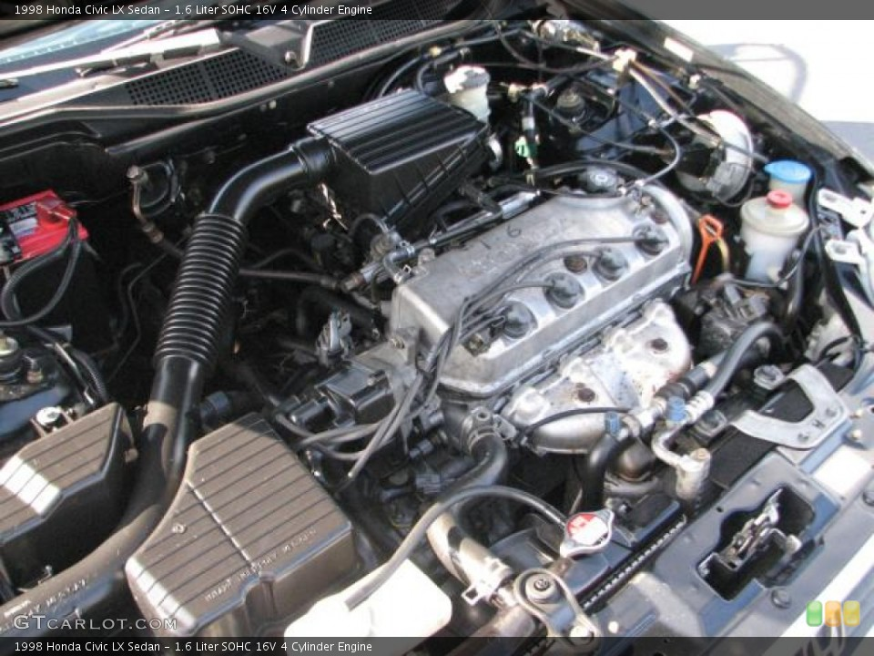 1998 Honda Civic 1998 Honda Civic Wiring Diagram