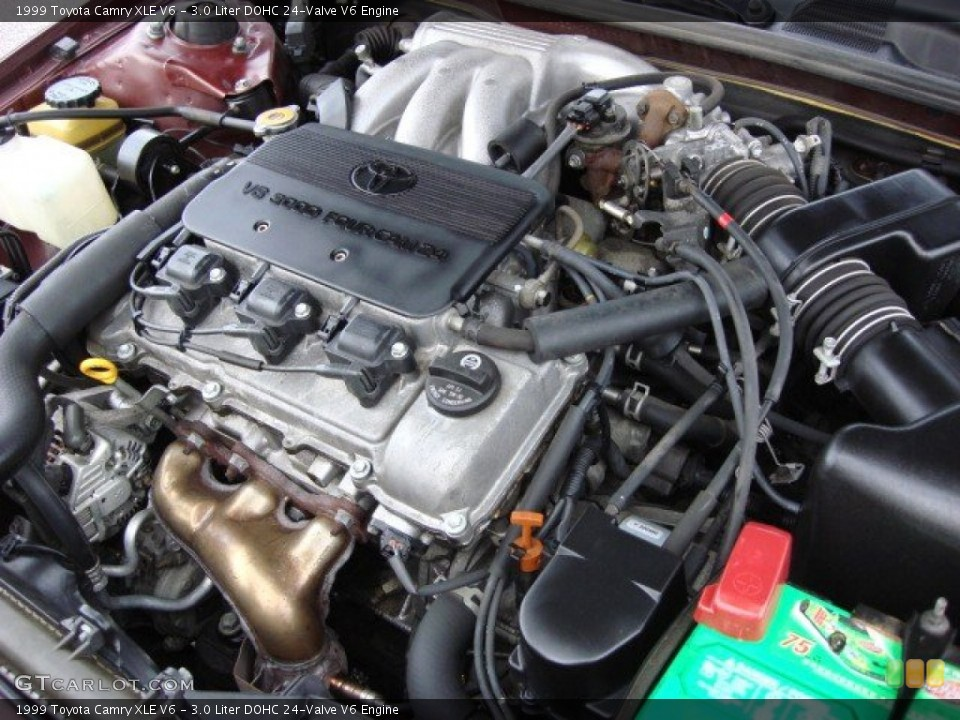 similiar 3 0 liter toyota engine 1991 keywords liter dohc 24 valve v6 engine for the 1999 toyota camry 58937790