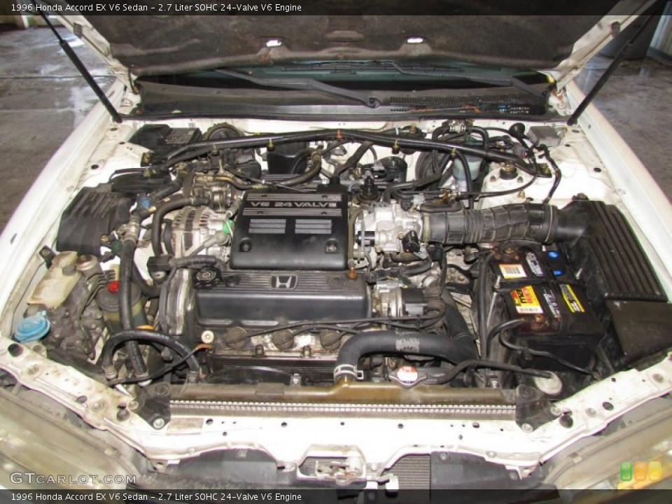 96 Honda Accord 24 Valve V6 Engine Diagram