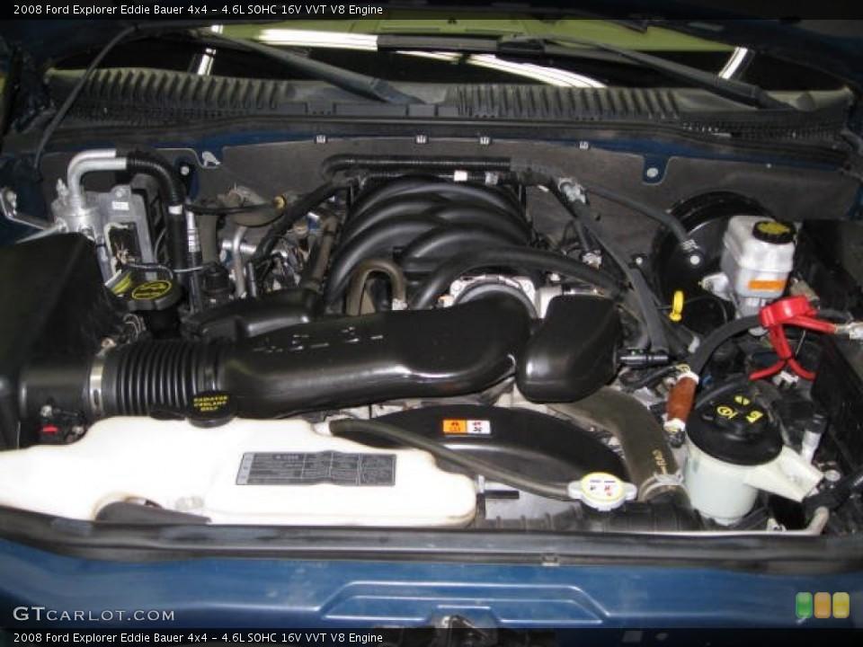 4.6L SOHC 16V VVT V8 Engine for the 2008 Ford Explorer #59623203