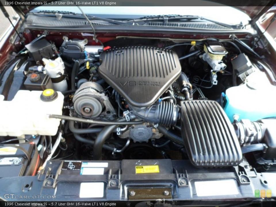 similiar 1996 chevy 5 7 engine keywords liter ohv 16 valve lt1 v8 engine for the 1996 chevrolet impala
