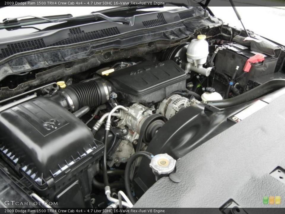 Dodge Ram 1500 47 Engine