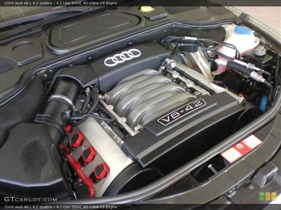 similiar audi 4 2 engine keywords liter dohc 40 valve v8 engine for the 2004 audi a8 62441851