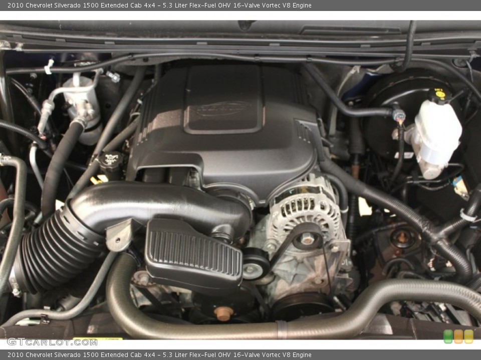 5.3 Liter Chevy Engine