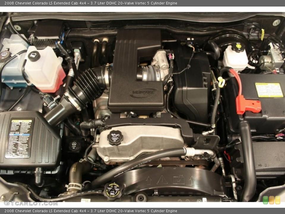 chevy colorado 5 cylinder