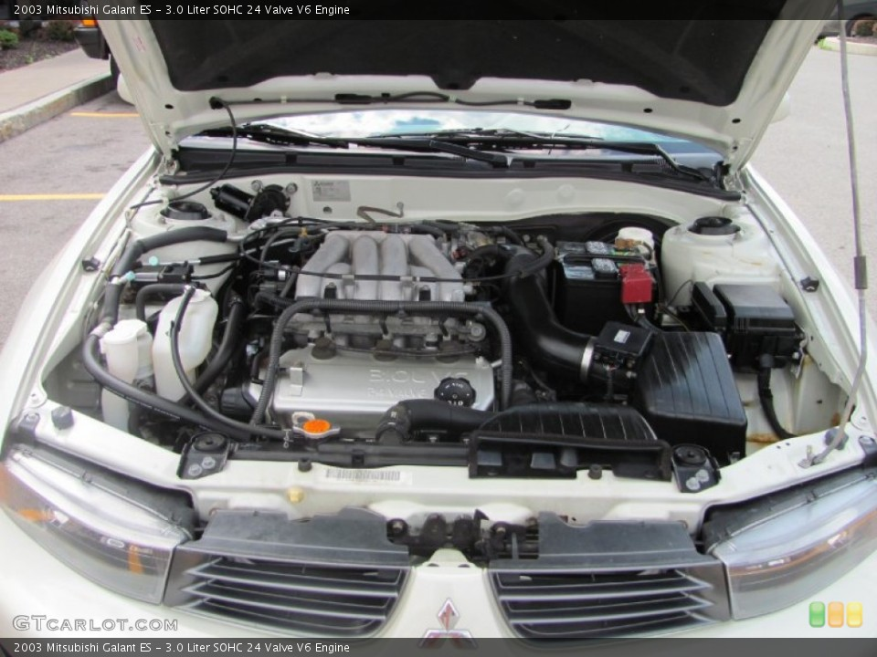 similiar 2000 mitsubishi 3 0 engine keywords liter sohc 24 valve v6 engine for the 2003 mitsubishi galant