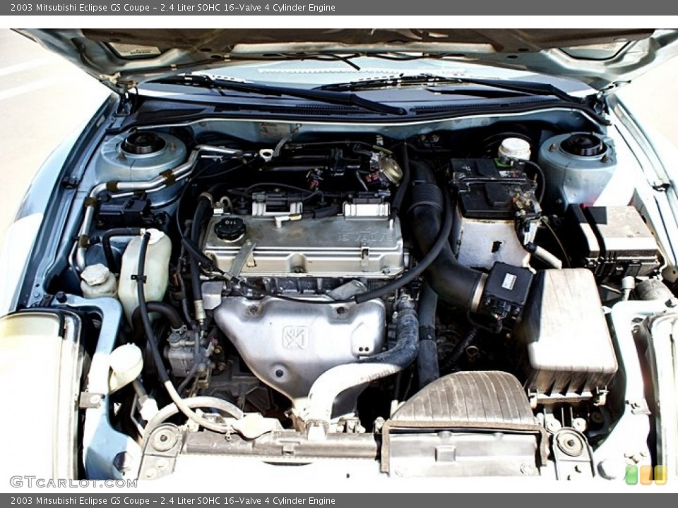 similiar eclipse 2 4 engine specs keywords liter sohc 16 valve 4 cylinder 2003 mitsubishi eclipse engine