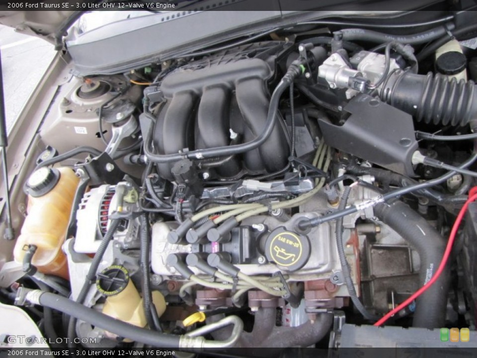 similiar ford engine keywords liter ohv 12 valve v6 engine for the 2006 ford taurus 68207841