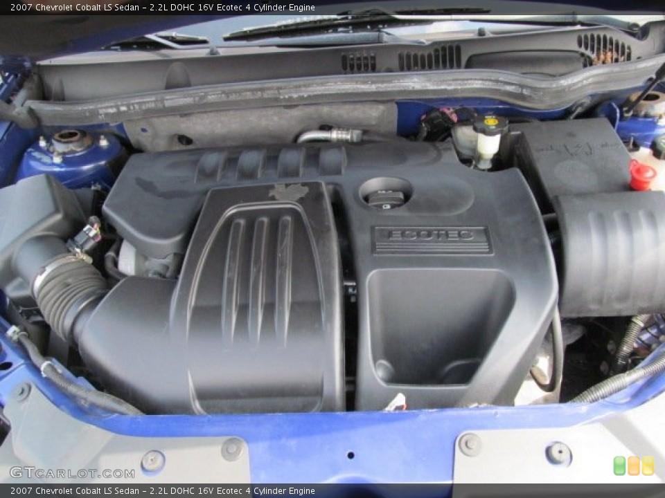 similiar cobalt 2 2 engine keywords 2l dohc 16v ecotec 4 cylinder engine on the 2007 chevrolet cobalt ls