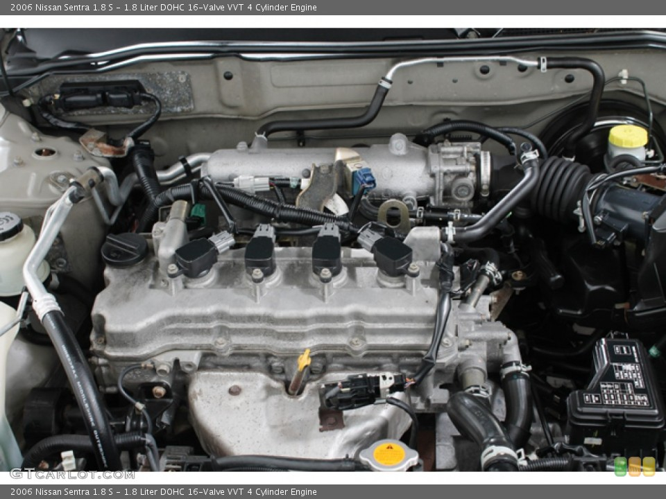 similiar 1 8 nissan sentra engine diagram 2006 keywords dohc 16 valve vvt 4 cylinder engine on the 2006 nissan sentra 1 8 s