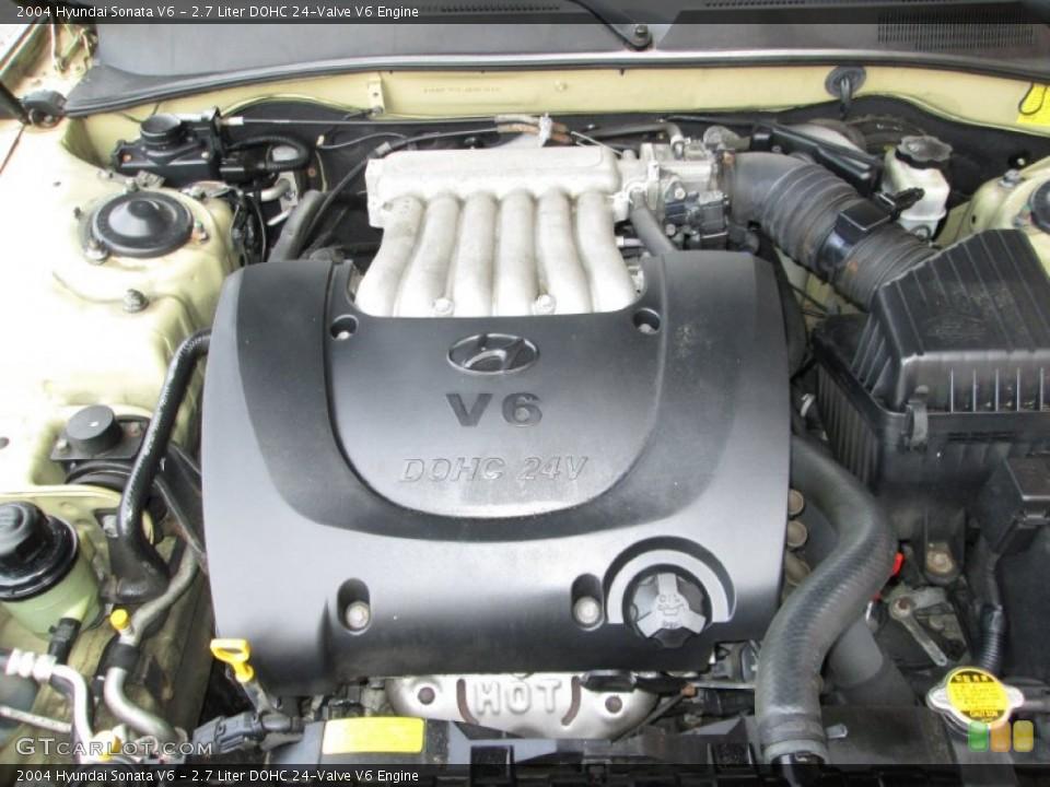 2 7 Liter Dohc 24