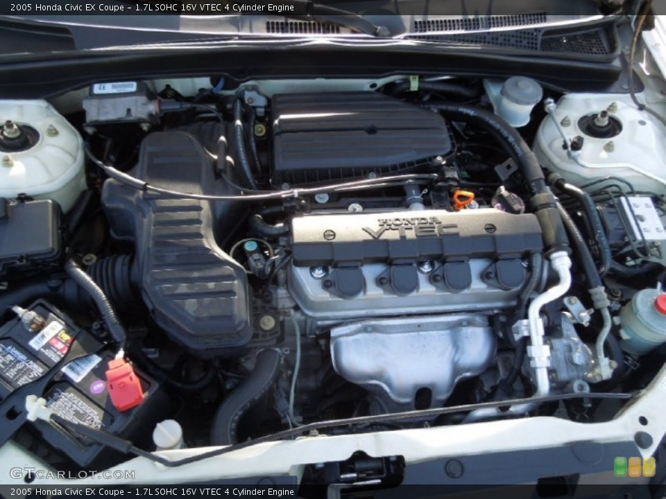 Honda Civic 1.7 Engine Spec Honda Civic Engine 1.7l