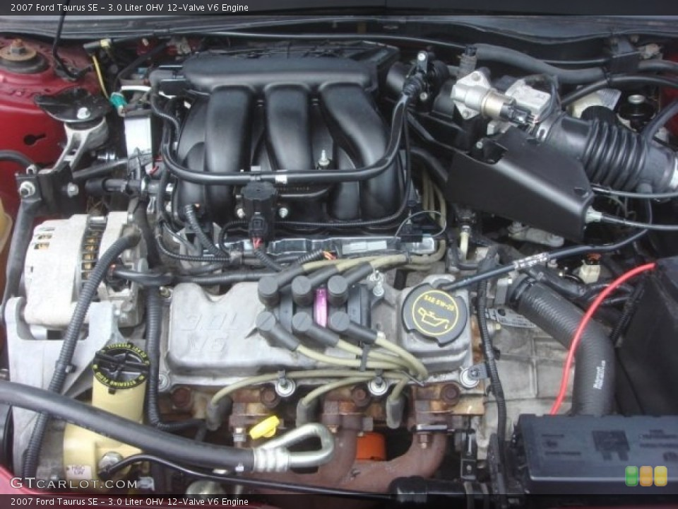 similiar 2007 ford taurus engine diagram keywords liter ohv 12 valve v6 2007 ford taurus engine gtcarlot com