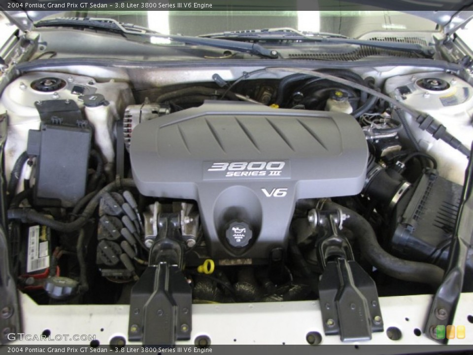 watch more like pontiac grand prix 3800 engine liter 3800 series iii v6 2004 pontiac grand prix engine gtcarlot