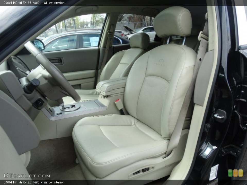 Willow Interior Photo for the 2004 Infiniti FX 35 AWD #103371984