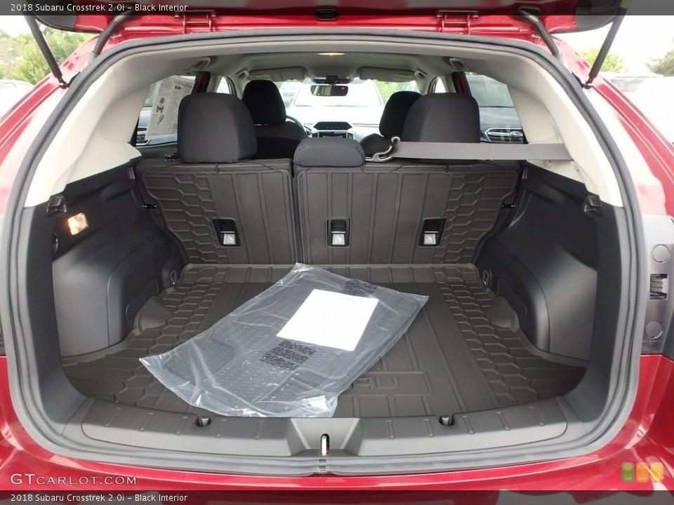 Black Interior Trunk for the 2018 Subaru Crosstrek 2.0i #122503784