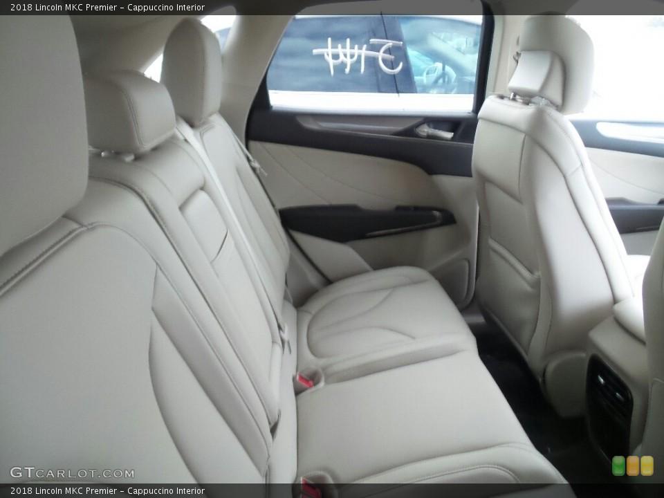 Cappuccino Interior Rear Seat for the 2018 Lincoln MKC Premier #123233596