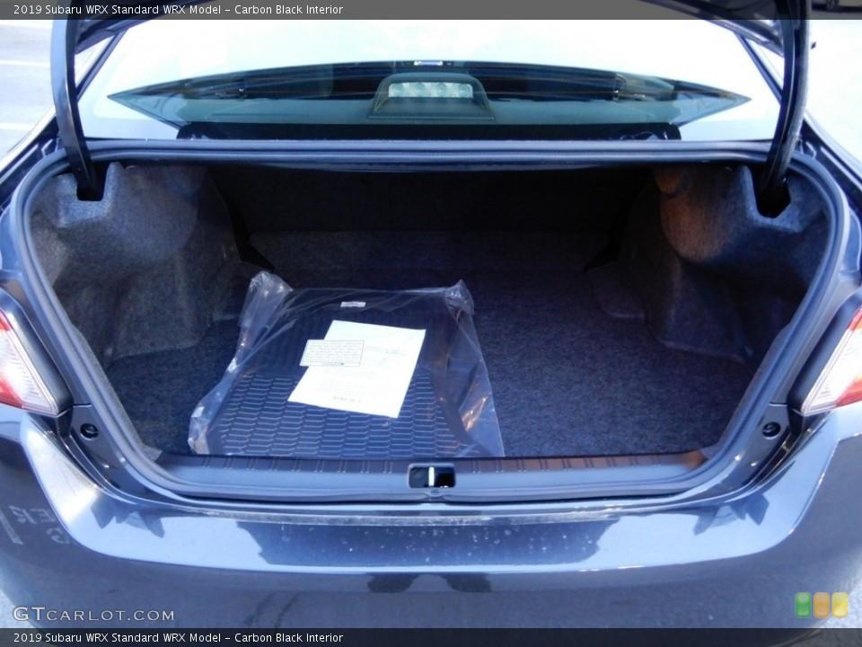 Carbon Black Interior Trunk for the 2019 Subaru WRX  #130451180