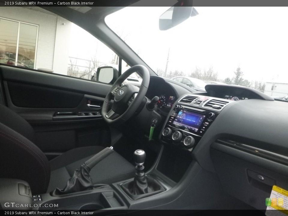 Carbon Black Interior Transmission for the 2019 Subaru WRX Premium #131517514