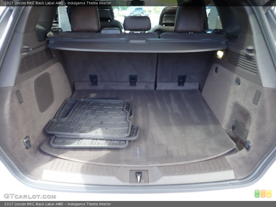 Indulgence Theme Interior Trunk for the 2017 Lincoln MKC Black Label AWD #133967416