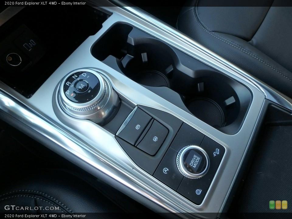 Ebony Interior Transmission for the 2020 Ford Explorer XLT 4WD #135144048