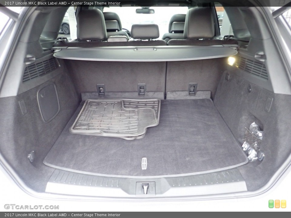Center Stage Theme Interior Trunk for the 2017 Lincoln MKC Black Label AWD #135782513