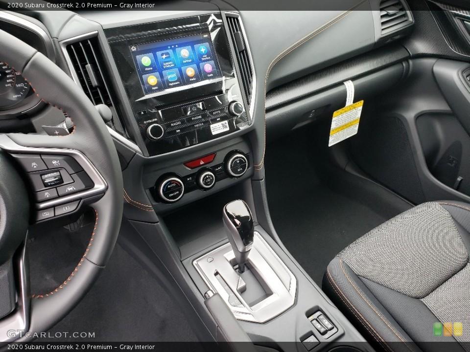 Gray Interior Transmission for the 2020 Subaru Crosstrek 2.0 Premium #136492573