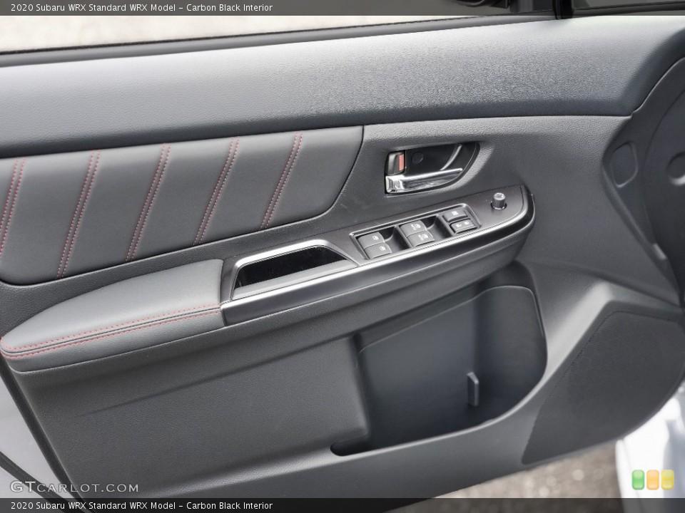 Carbon Black Interior Door Panel for the 2020 Subaru WRX  #137306670