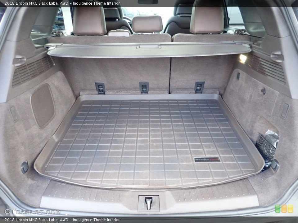 Indulgence Theme Interior Trunk for the 2018 Lincoln MKC Black Label AWD #138767790