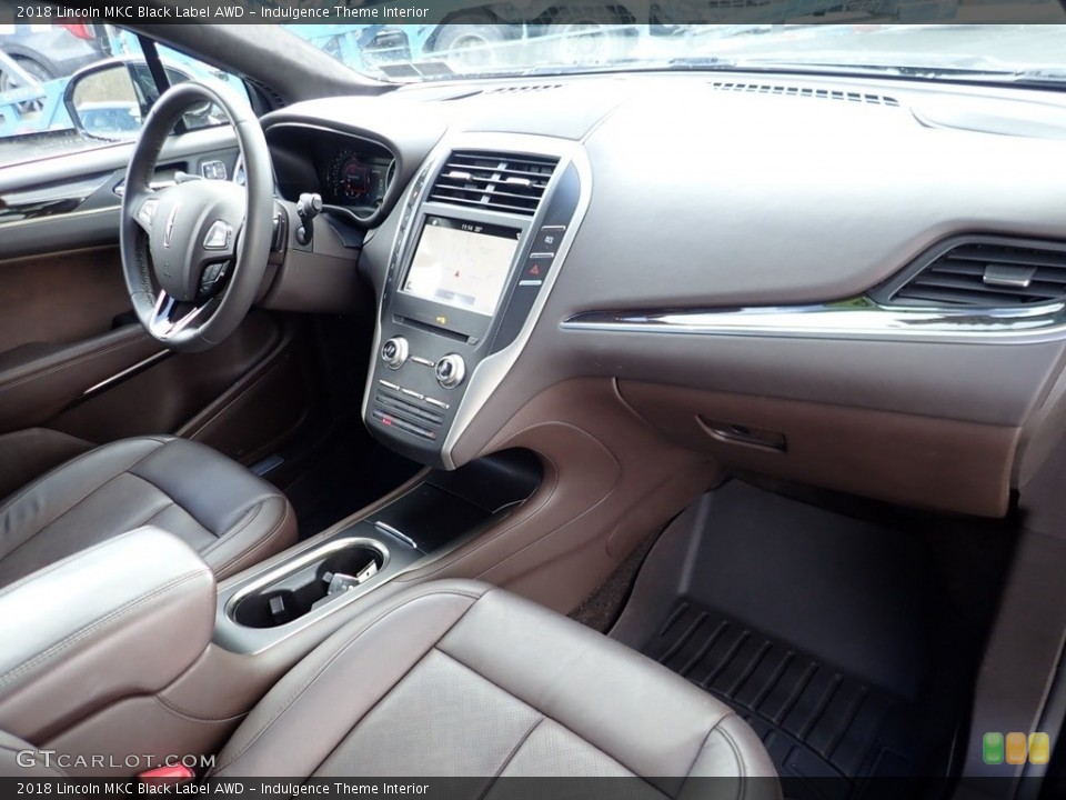 Indulgence Theme Interior Dashboard for the 2018 Lincoln MKC Black Label AWD #138767874