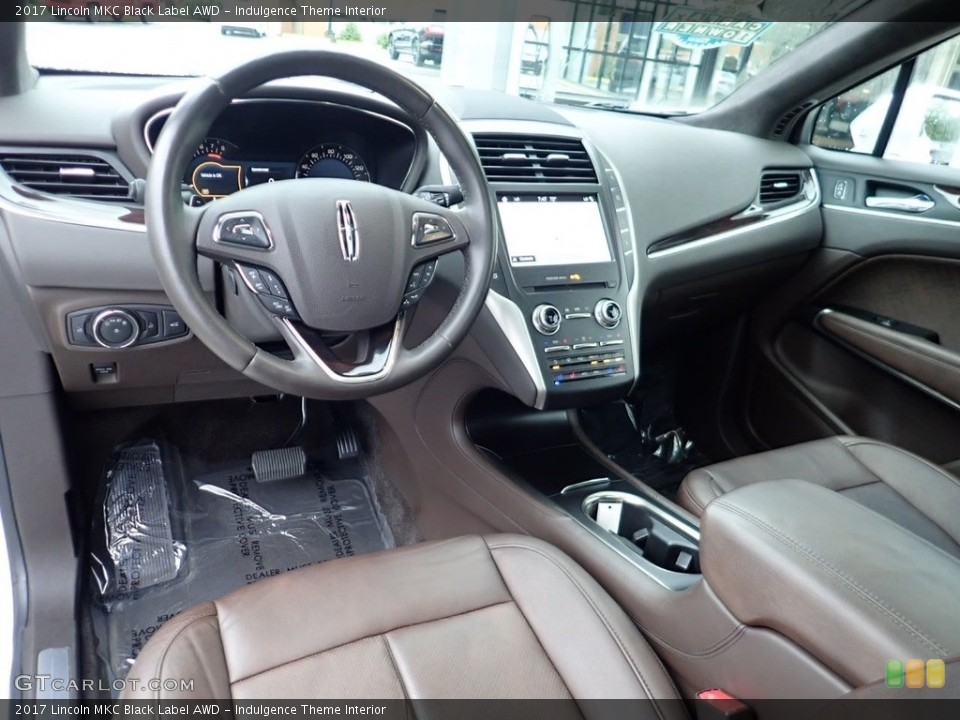 Indulgence Theme 2017 Lincoln MKC Interiors