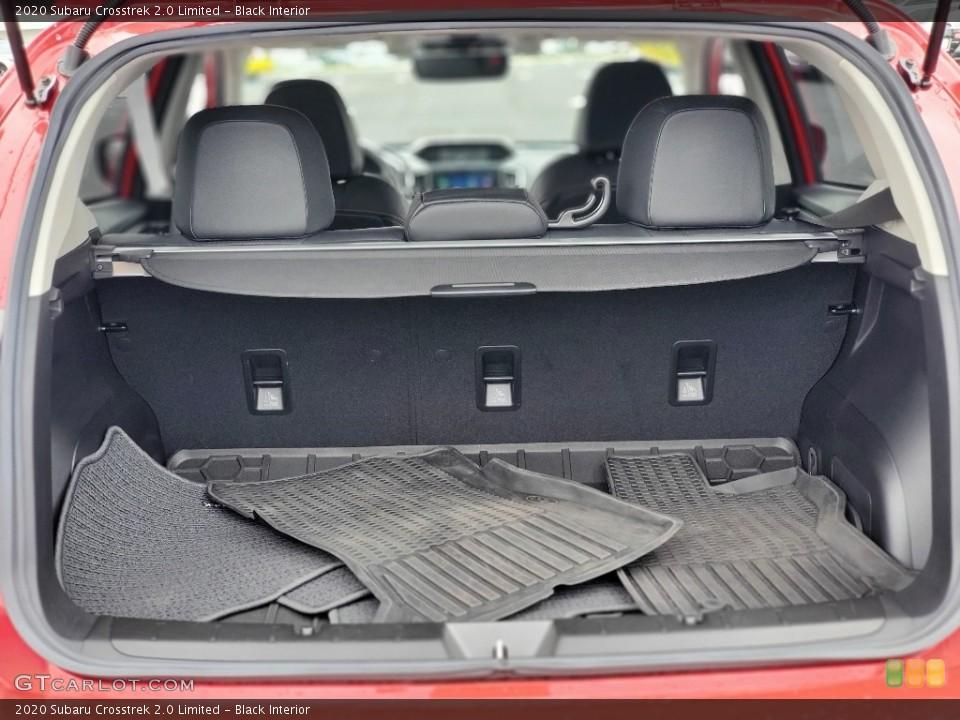 Black Interior Trunk for the 2020 Subaru Crosstrek 2.0 Limited #139854224